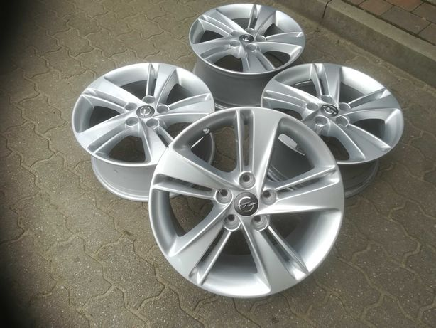 Felgi aluminiowe 5x115 Alufelgi R 17 Zafira C Astra J