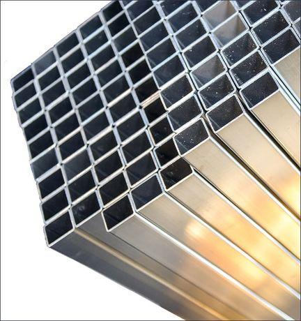 Profile metalowe, zamknięte/stal