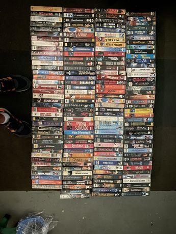 VHS filmes antigos