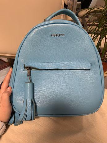 Прлдам кожаный рюкзак Fidelitti