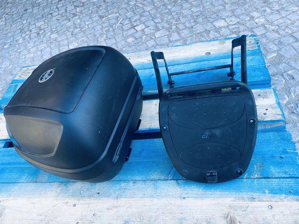 Top Case Mala Universal, Suporte Yamaha Aerox