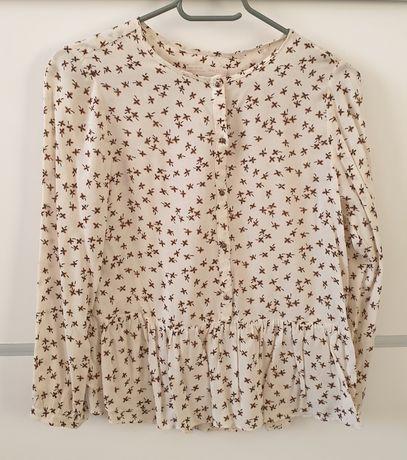 Bluzka/koszula dziewczęca Zara 152