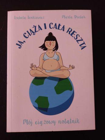 Książka, notatnik ciążowy