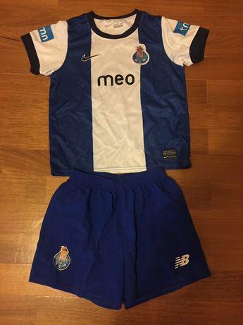 Equipamento do futebol clube do Porto