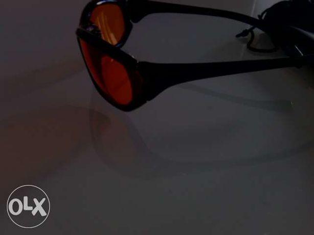 oculos corrida nocturna.