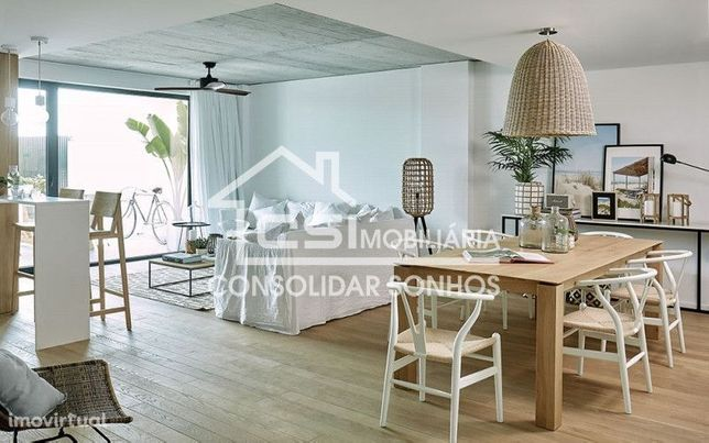 Apartamento T2 Novo, Praia da Barra