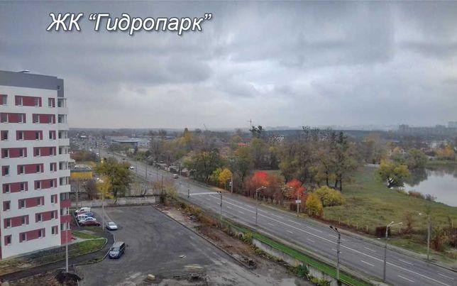 2 комнатная квартира 61м2  ЖК Гидропарк Метро Киевская IE