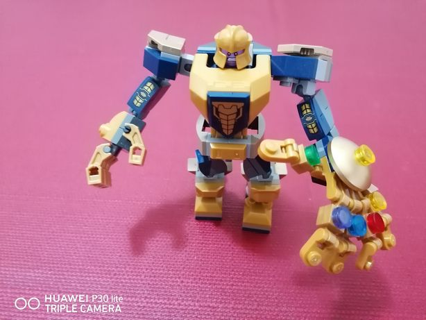 Lego Avenger set 76141