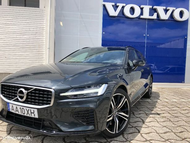 Volvo V60 2.0 T8 AWD TE R-Design