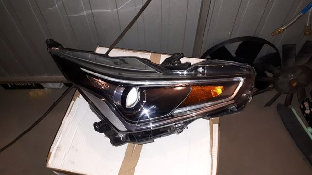 Lampa prawa Toyota Aygo Led 18+