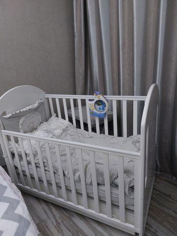 Кроватка Верес Соня ЛД8 + матрас