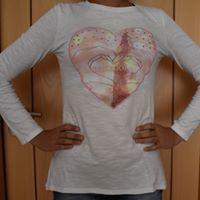 Sweat shirt/ Túnica LEE COOPERS [12 anos]- Nova com etiqueta