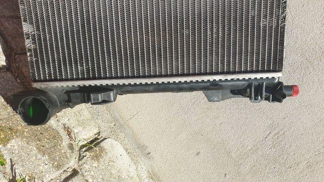 Radiador de água original mercedes w203