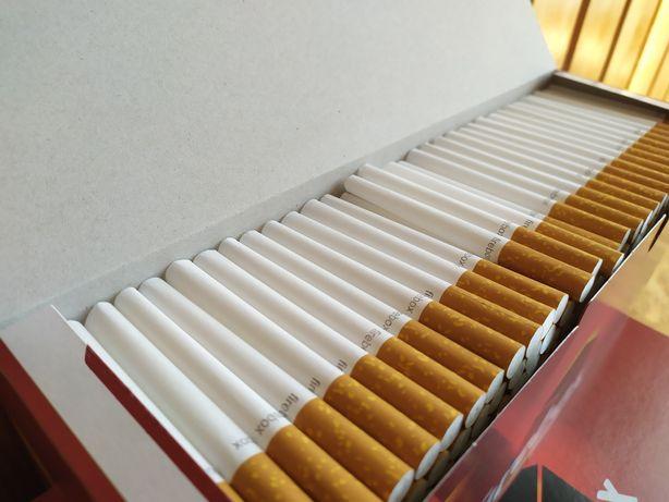 Сигаретные гильзы 1000 шт Firebox, машинка для набивки сигарет