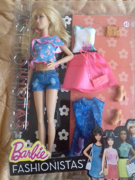 ЛЯЛЬКА /КУКЛА.Набор (Barbie fashionistas )