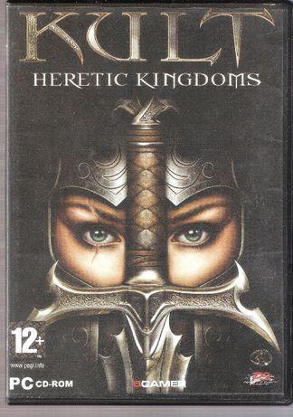 "Jogo PC CD-ROM ""Kult Heretic KingDoms"""