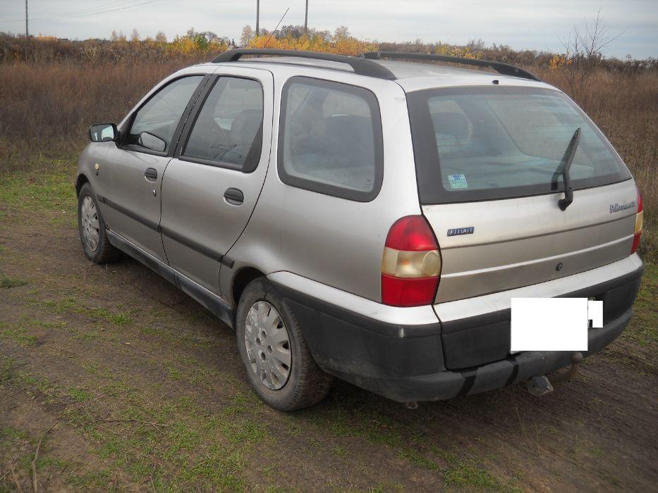 Fiat Palio Weekend lampa tylna kompletna Krotoszyn - image 1