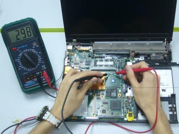 Ремонт ноутбуков любой сложности в Николаеве. Замена BGA чипов