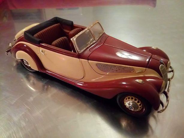 BMW 327 Coupé de 1937 - Miniatura 1:18 - Guiloy