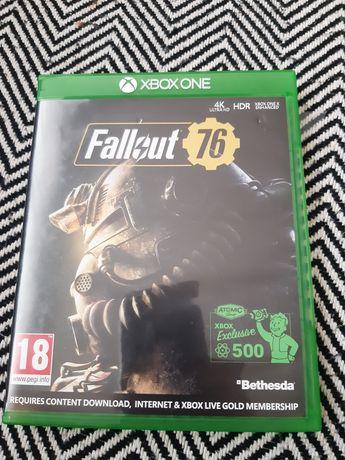 Gra na konsole Xbox one Fallout 76