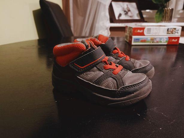 Buty chłopięce turystyczne