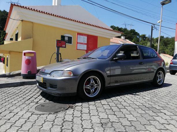 Vendo / Troco Honda Civic EG6 VTI