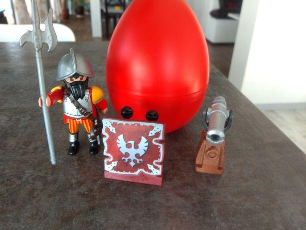 Playmobil Rycerz z Armatą