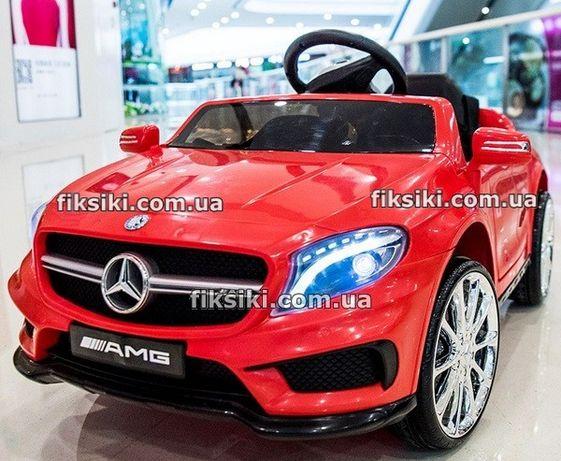 Детский электромобиль Mercedes 3995 RED , Дитячий електромобiль