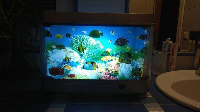 Электрический ночник-аквариум