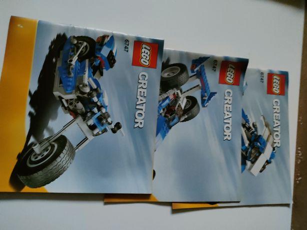 Lego Instrukcje Creator 6747
