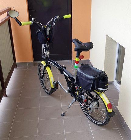 "Rower Cyco - super , składany - 20"""