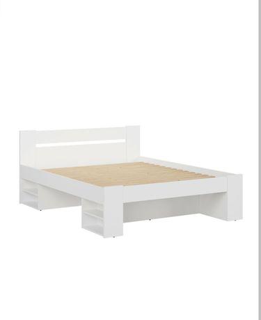 Łóżko + materac 140x200