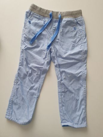 Spodnie coccodrillo roz. 86