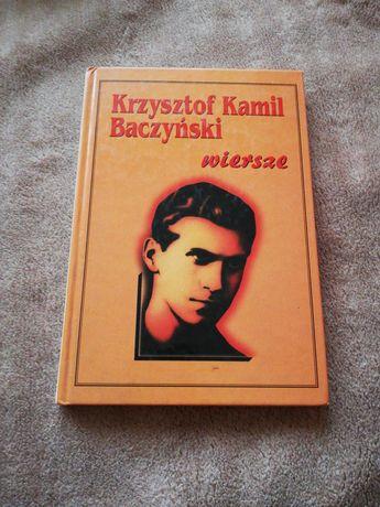 Wiersze Baczyńskiego