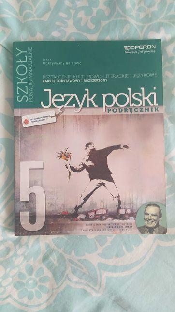 Podręcznik do języka polskiego 5