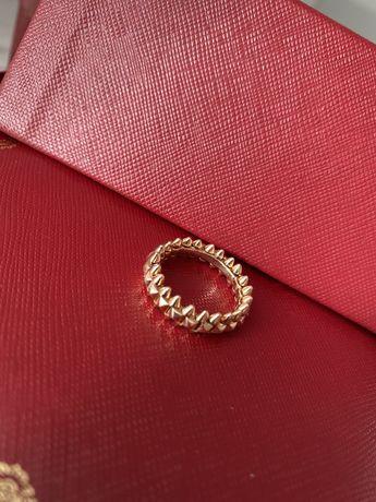 Cartier кольцо Clash