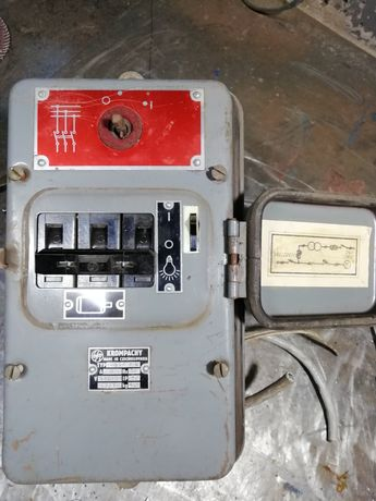 Пускатель электромотора