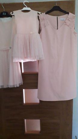 Sukienka  mama i córki