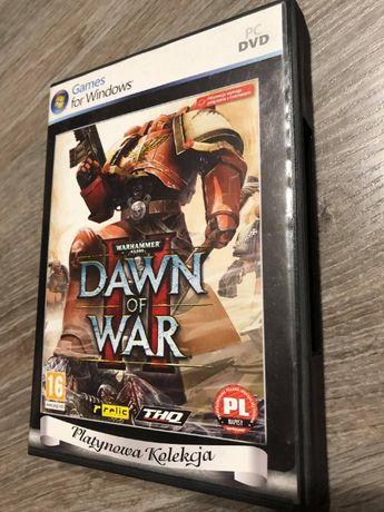 Dawn of war. Gra na PC w BDB stanie. Możliwa wysyłka.