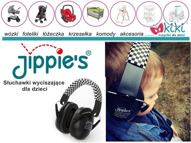 Słuchawki wyciszające dla dzieci Jippie`s moro