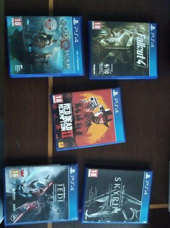 Gry na PS4 i PS3
