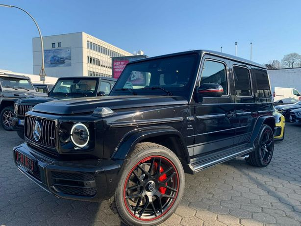 Mersedes G 63 AMG EDITION 1
