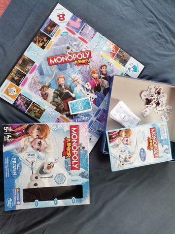 Monopoly Kraina Lodu