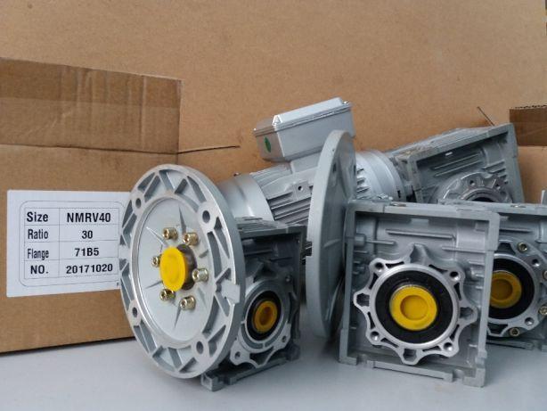 Мотор - редуктор NMRV червячный НМРВ электродвигатель МЧ 2Ч 3МП МР 2Ч