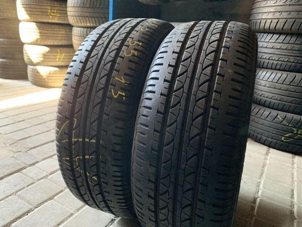 лето 195/55/R15 7мм Bridgestone 2шт летняя резина шины шини