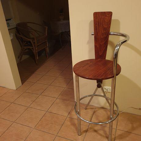 Krzesło barowe uzywane