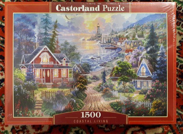 Нові пазли Castorland