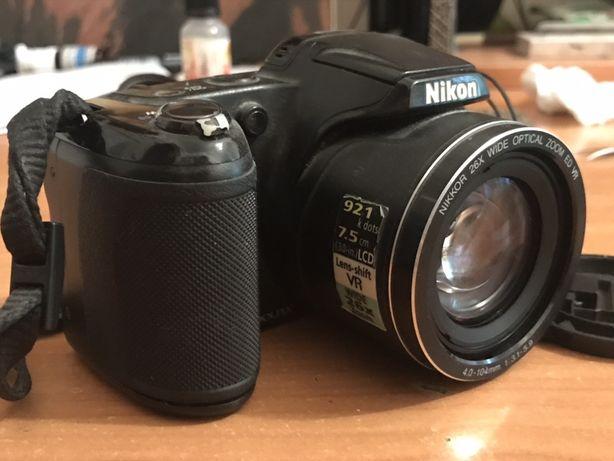 Фотооапарат Nikon Coolpix L810