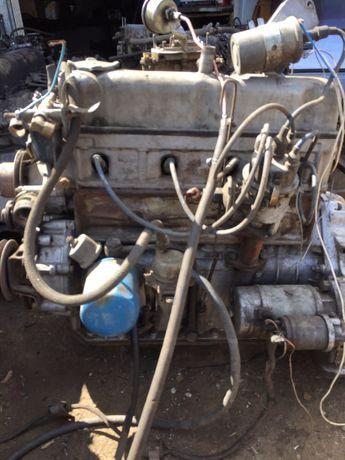 Двигатель ДВС мотор 402 2410 Газель Волга Уаз