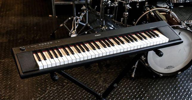 Пианино цифровое YAMAHA NP-12 фортепиано гитара  барабанная установка